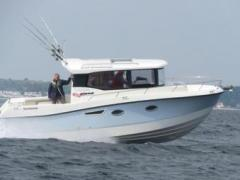 Quicksilver 905 Capture Pilothouse Pilotina