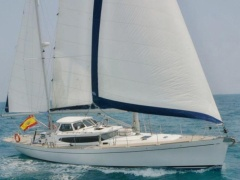 North Wind 58 Ketch ONE OFF - NO OYSTER Yate a vela
