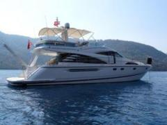 Fairline Squadron 58 Flybridge Yacht