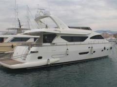 Spertini ALALUNGA 78 Flybridge Yacht