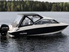 Flipper 640 ST by Marine Center Goldach Bateau avec cabine