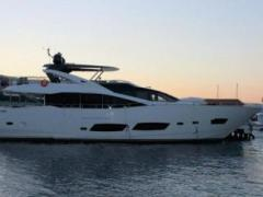 Sunseeker 28 Meter Flybridge Yacht