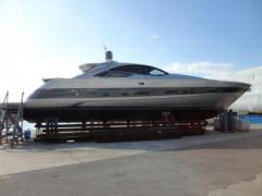 Pershing 88 Hard Top Yacht