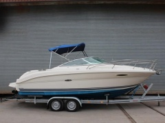 Sea Ray 225 Weekender !!!Diesel!!! Cuddy Cabin