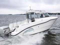 AMT 215 Ph Kabinenboot
