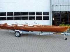 Rowy Wherry 26' Open boot