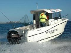 Quicksilver Capture 605 Pilothouse Pilotina