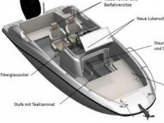 Quicksilver 605 Activ Open Deck Boat