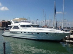 Princess 66 Flybridge Yacht