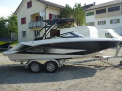 Scarab 215 HO - 400 PS Sportboot