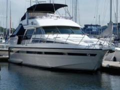 Horizon Yacht 58 Fly Flybridge Yacht