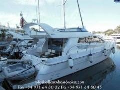 Enterprise Marine EM 46  Fly Flybridge Yacht