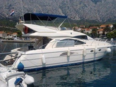 Astondoa 46 Fly Flybridge Yacht