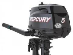 Mercury F 5 MLA Langschaft Alternator Hors-bord