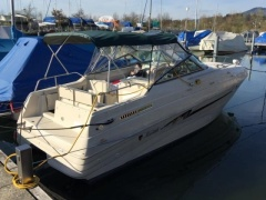 Mariah z276 MCC Pilothouse