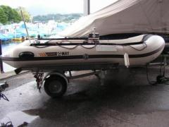 Yam 380S Rubber Boat