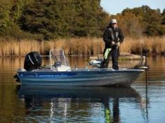 Linder 445 Sportsman Catch mit 30 PS Sportboot