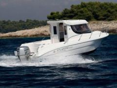 Atlantic Marine 660 Adventure Kabinenboot
