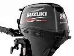 Suzuki DF20AS EFI (NEU) Fuoribordo