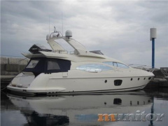 Azimut 68 Evolution Flybridge