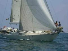 Canada Yacht Building Bruce Roberts 44 S