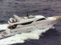 Spertini ALALUNGA 72 Flybridge Yacht
