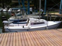 Vela Altura 501 / Occasione Day Sailer