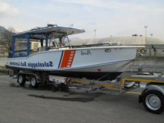 Ocean Master (US) 31 Center Console Arbeitsboot