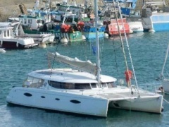 Fountaine Pajot Salina 48 Catamaran