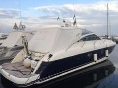 Marine Projects princess v 42 v42 Cruiser Yacht
