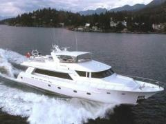 Crescent 29 Dancing Tides Yacht a Motore