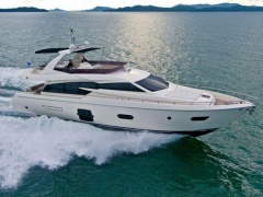 Ferretti 720 Band Of Gypsies