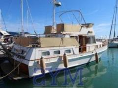 Grand Banks 42' Heritage My Barca Dislocante