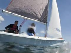 Laser Bahia Sailing dinghy