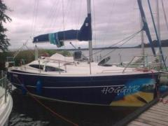 TES-Yacht Tes 28 Magnam Year 2010 Depth 0,40 M Kielboot