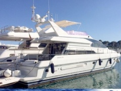 Mochi Craft 56 Fly- Motoryacht