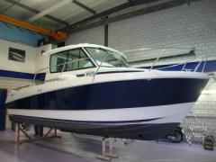 Starfisher 790 OBS Pilothouse Boat