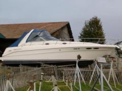 Sea Ray 340 DA Pilothaus