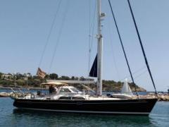 Marine Projects Moody 54 Sailing Yacht