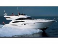 Princess 50 Ew 2009 Flybridge Yacht