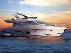 Azimut 55 Evolution Flybridge Yacht