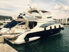 Azimut 58 Fly Flybridge Yacht