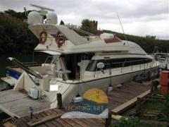 Posillipo Technema 52 Flybridge Yacht