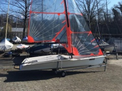Ovington Boats 29er Sailing dinghy