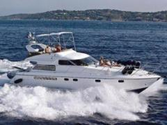 Fairline Squadron 47/50 Flybridge Yacht