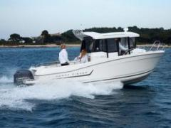 Jeanneau Merry Fisher 695, Marlin Pilotina
