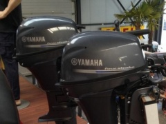 Yamaha 8PS NEW MODEL F8F Outboard