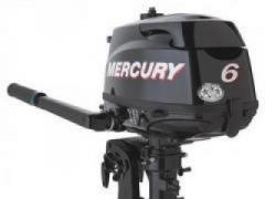 Mercury F 6 ML Fuoribordo