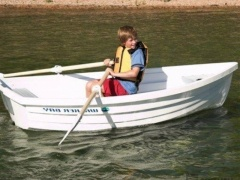 Walkerbay Wb 8 Dinghy Ruderboot