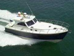 Gold Star 360 Yacht a Motore